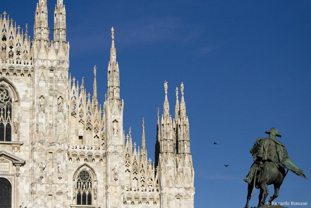 Италия: Бюджетная роскошь Милана