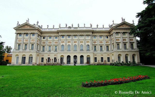 Villa Belgiojoso Bonaparte