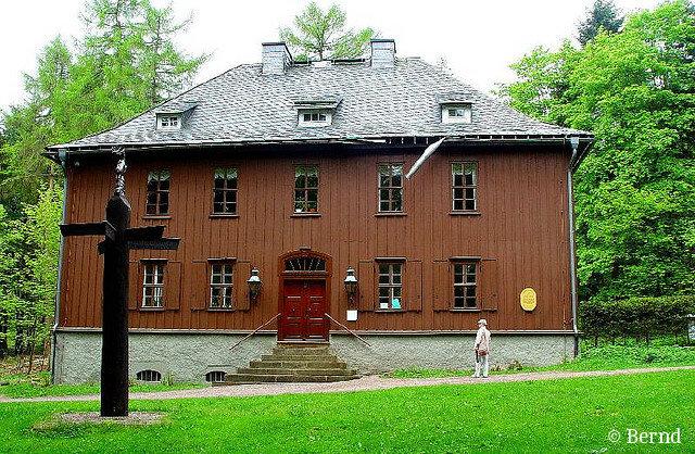 дом ильменау