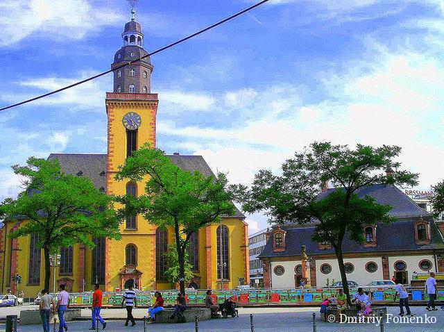 церковь катерины