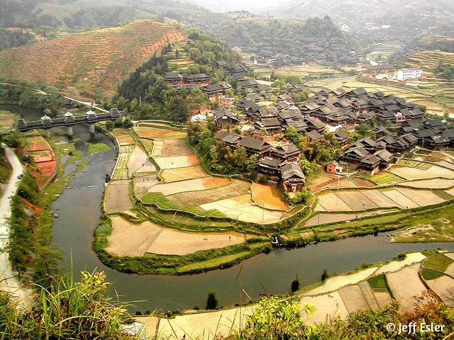 Китай_деревня
