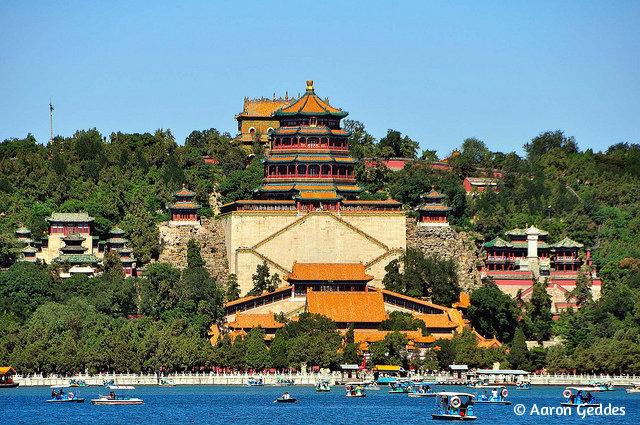 Китай_летний дворец