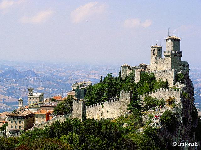 Замок сан Марино