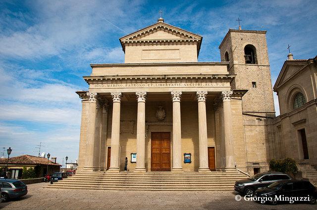 базилика Сан Марино