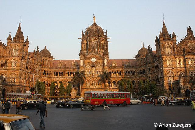 вокзал_Мумбаи