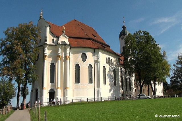 германия_Wieskirche