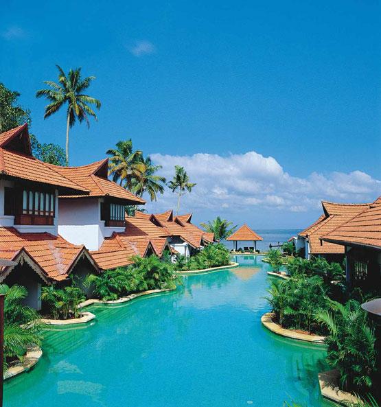 Керала: 7 звездных отелей