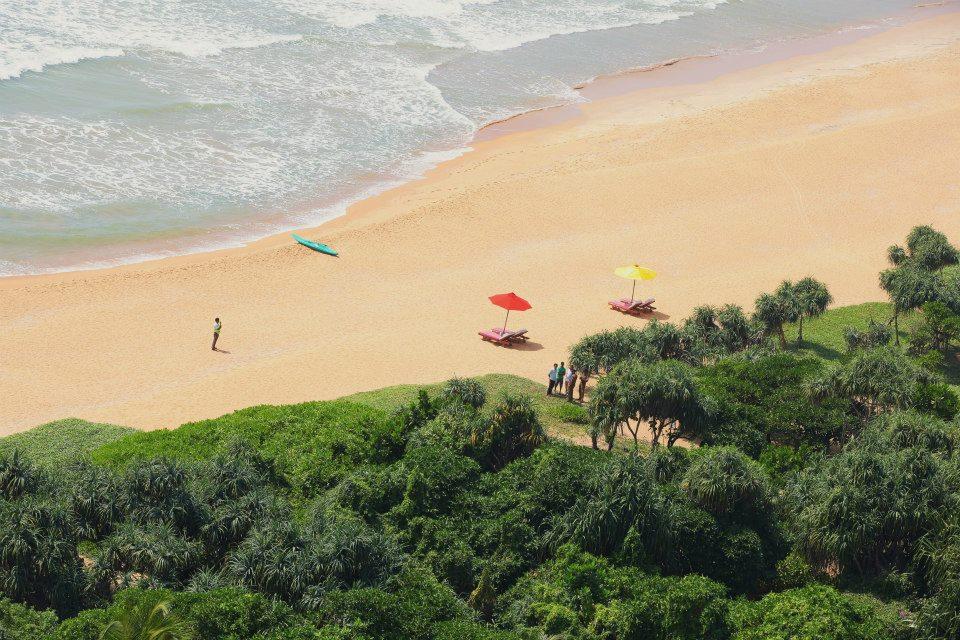 шри_пляжи