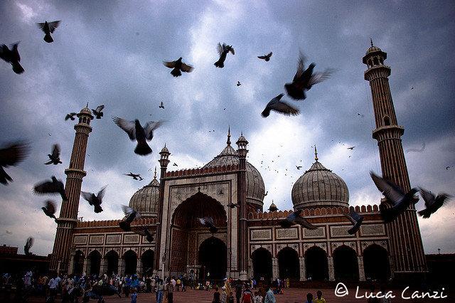 дели_мечеть
