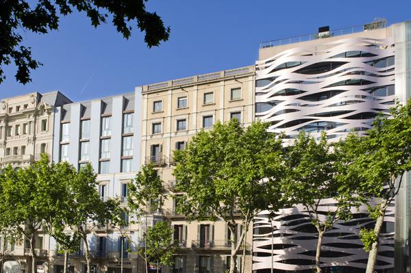 Лучшие отели Барселоны