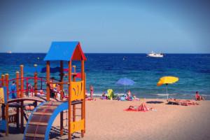 пляжи испании с детьми