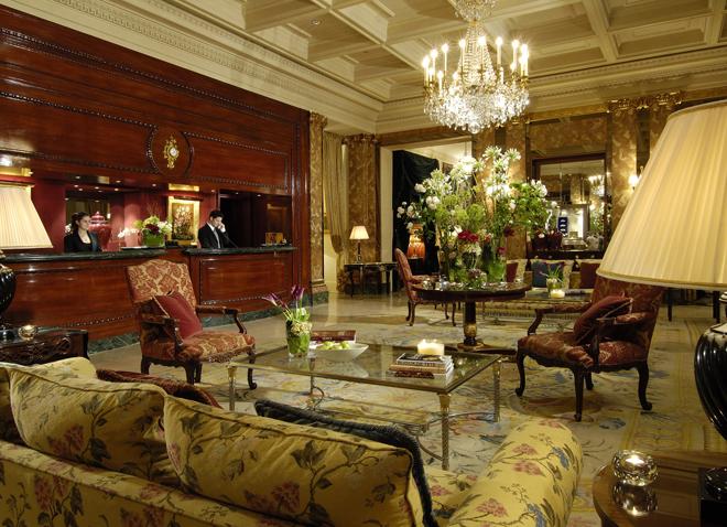 Hotel Westminster - Paris - Juin 2008