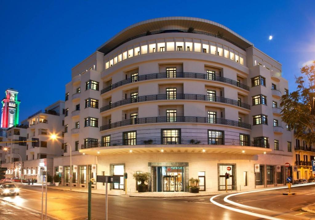 отель националье