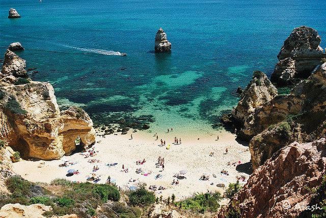 Португалия: Лучшие пляжи