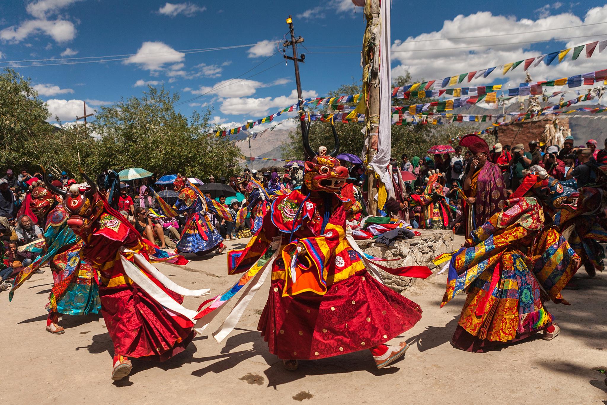 Индия: Необычные идеи для летнего отдыха