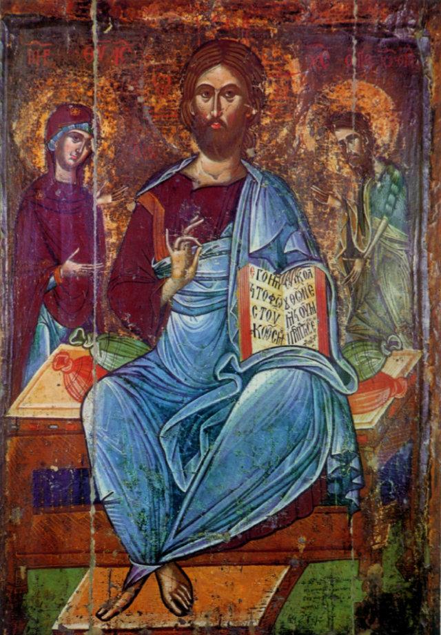 Деисус 1495