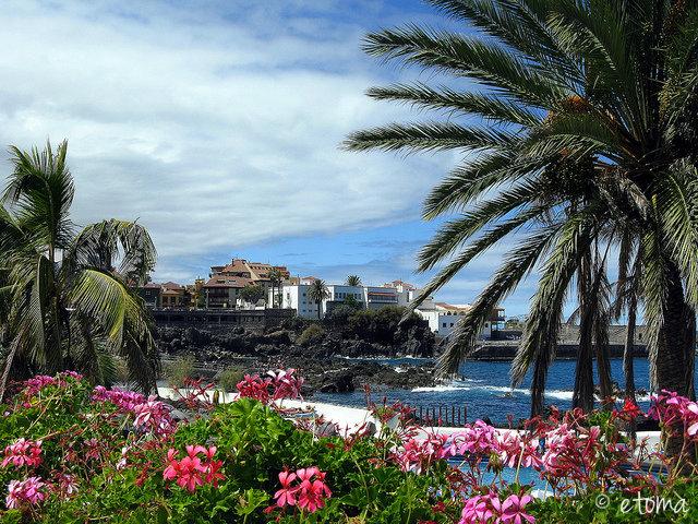испания погода отдых канарские острова