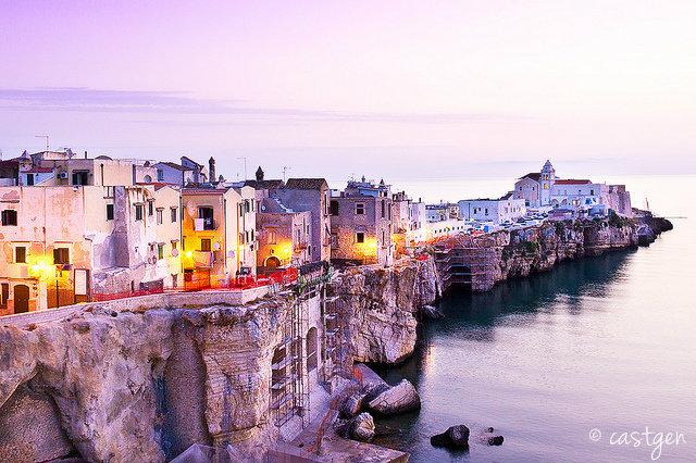Италия: Апулийская мозаика