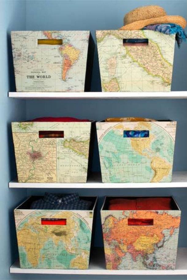 карты-корбки