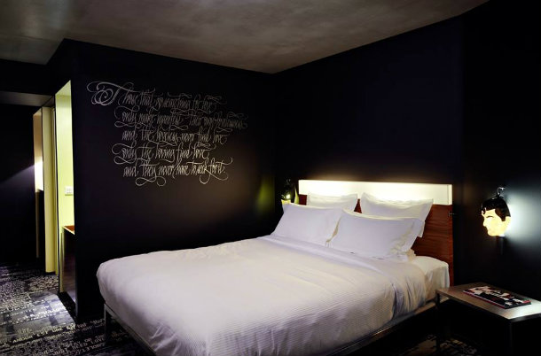 париж отель