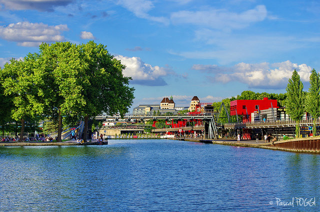 париж парк