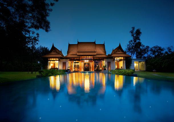 Отель месяца: Banyan Tree Phuket