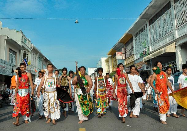 Phuket Vegeterian festival++