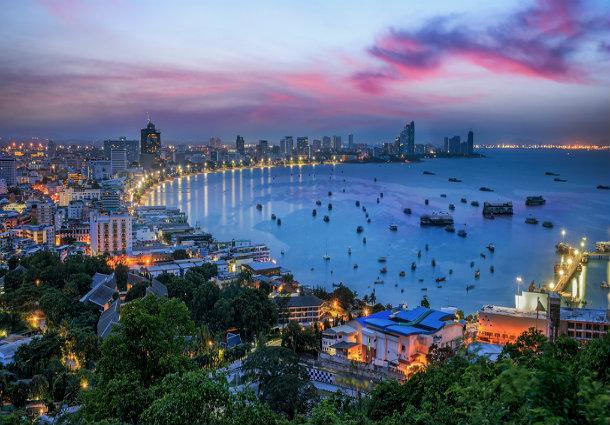 Тайланд: Пляжи Паттайи и лучшие отели