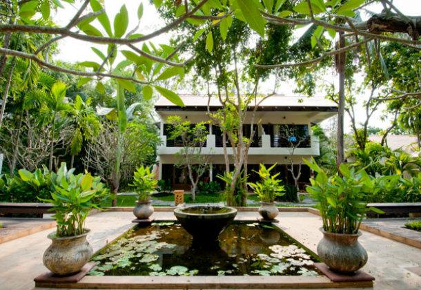 Отель в Паттайе Sea Sand San Resort