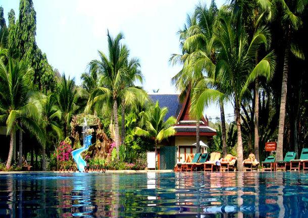 Отель в Паттайе Siam Bayshore
