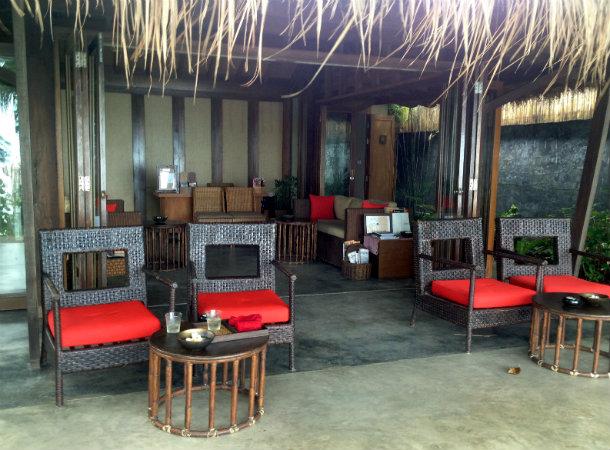 Отели Таиланада Anantara Rasananda Koh Phangan Villa Resort & Spa