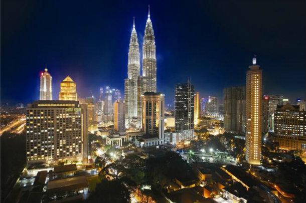 Куала-Лумпур: 8 необычных отелей