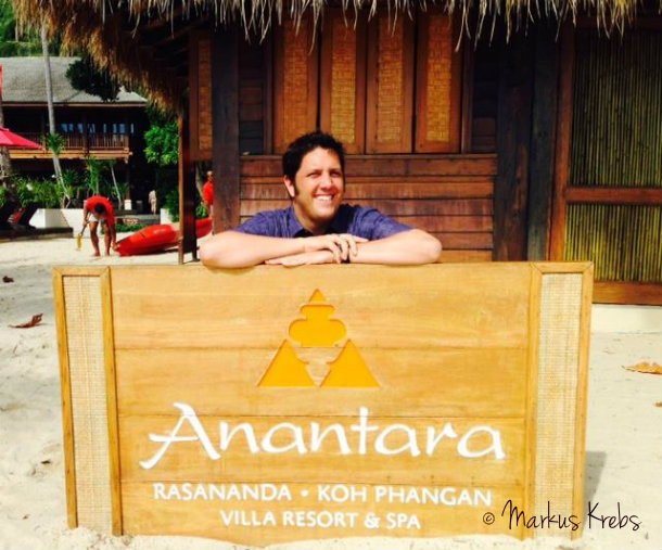 Отели Таиланда Anantara Rasananda Koh Phangan Villa Resort & Spa