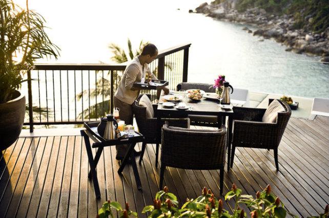 Лучшие отели Таиланда Banyan Tree Самуи