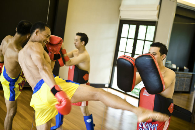 Тайский бокс на Самуи