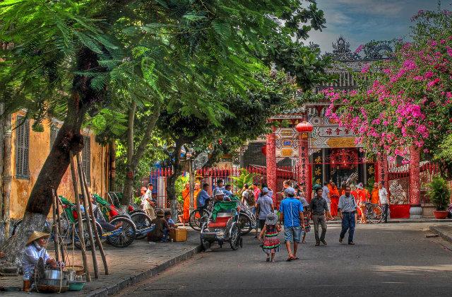 Путешествие в Хой Ан