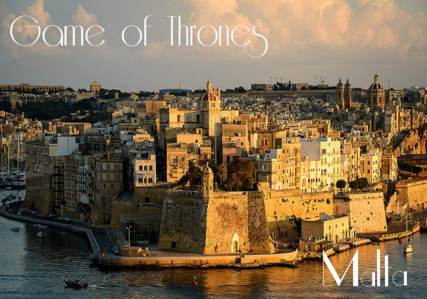 Путеводитель по местам Игры престолов на Мальте