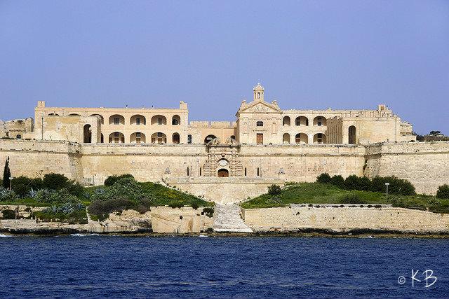 Достопримечательности Мальты - форт Маноэль