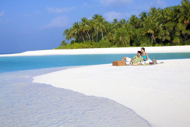 Лучшие отели на Мальдивах Angsana Velavaru