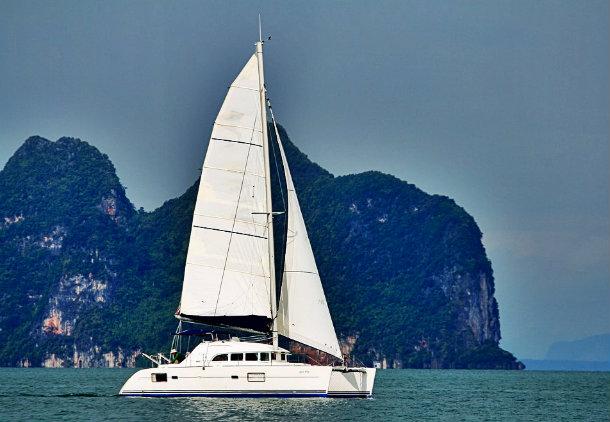 Морские путешествия в Таиланде
