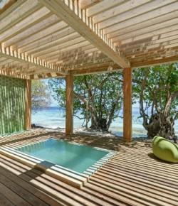 Мальдивы: Javvu SPA в отеле Amilla Fushi